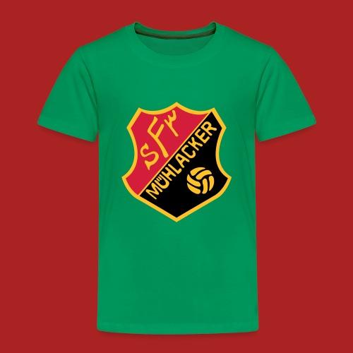 wappen sportfreunde muehlacker 1 - Kinder Premium T-Shirt
