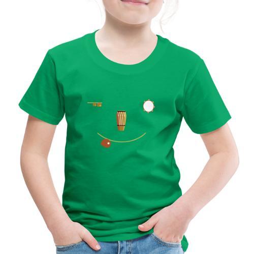 Bateria Alegra - Kids' Premium T-Shirt