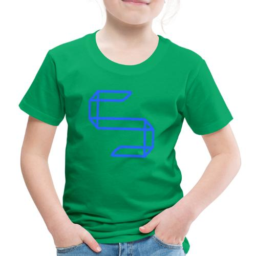 A S A 5 or just A worm? - Kinderen Premium T-shirt