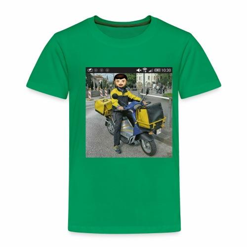 Postbote - Kinder Premium T-Shirt
