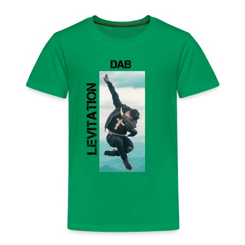 DAB levitation motif noirs - T-shirt Premium Enfant