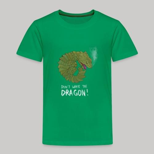 Wecke nicht den Drachen - Kinder Premium T-Shirt