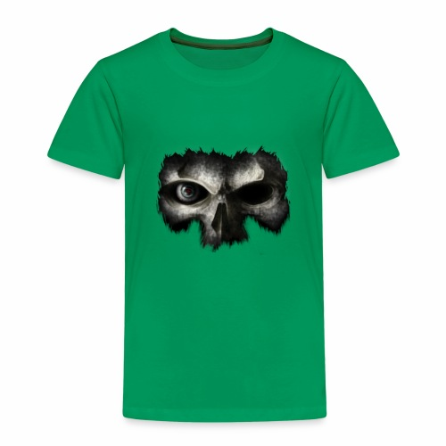 CALAVERA - Camiseta premium niño