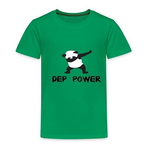 Dep Power kledij - Kinderen Premium T-shirt