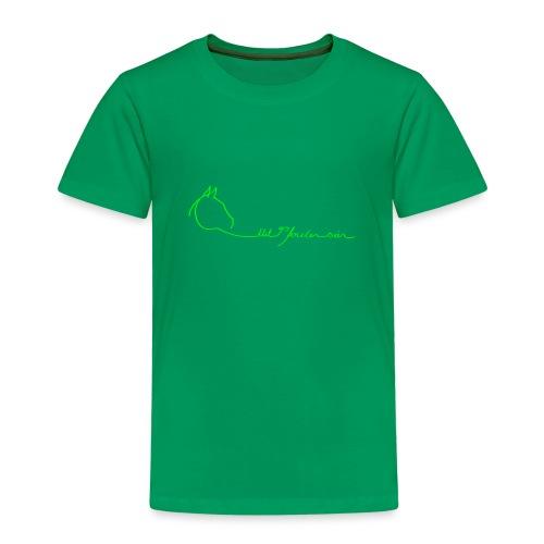 MPS Logoschriftzug gr offizieller Logoschriftzug - Kinder Premium T-Shirt