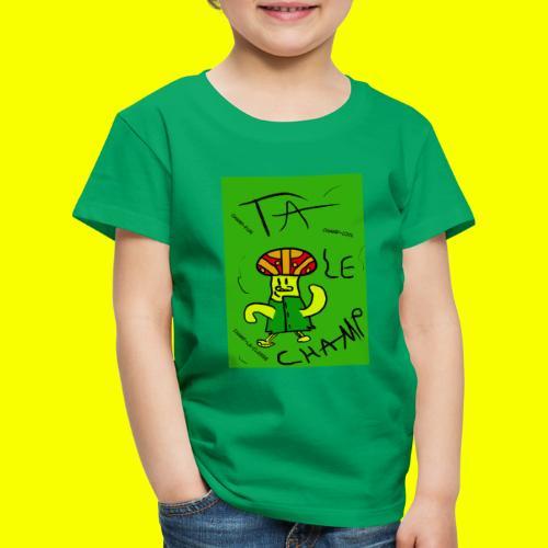 Ta Le Champ - T-shirt Premium Enfant