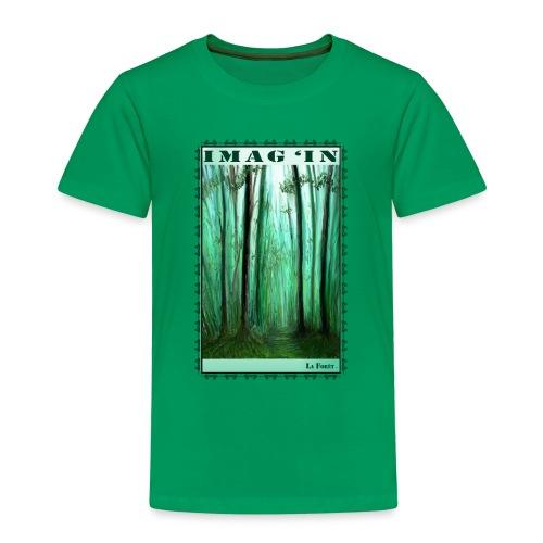 La Forêt - T-shirt Premium Enfant