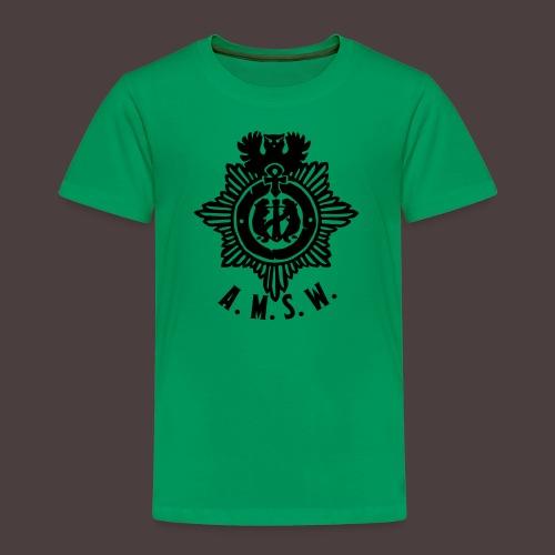 diesntmarke-small - Kinder Premium T-Shirt