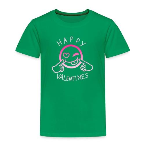 T-Shirt zum Valentinstag Motive - Kinder Premium T-Shirt