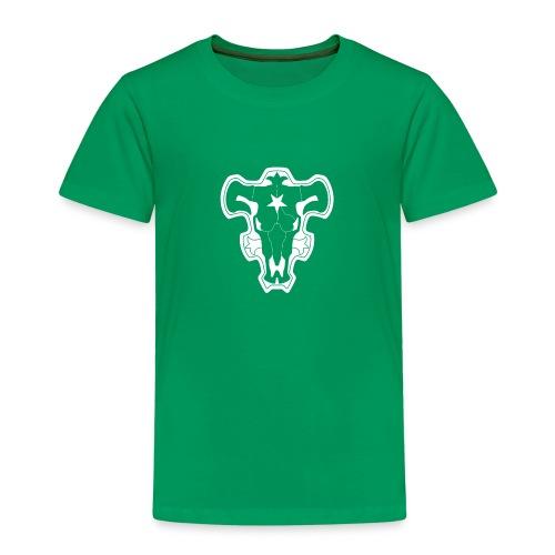 Black Clover Black Bulls - Lasten premium t-paita