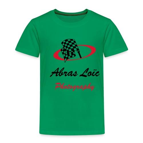 Abras Loïc Photography - T-shirt Premium Enfant