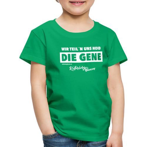 Die Gene - Kinder Premium T-Shirt