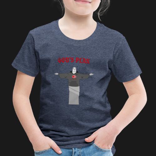 God's Plan - T-shirt Premium Enfant