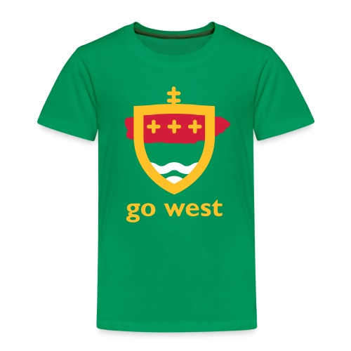 mayo artwork gowest - Kids' Premium T-Shirt
