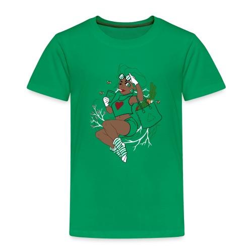 Mother Earth - Kinder Premium T-Shirt