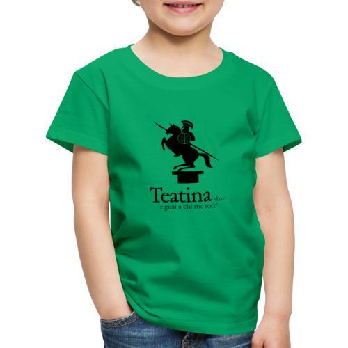 Teatina doc - Maglietta Premium per bambini