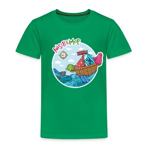 Wäsche-Piraten - Kinder Premium T-Shirt