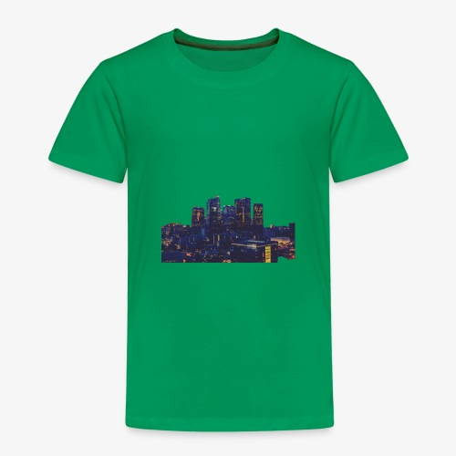 City life - Koszulka dziecięca Premium