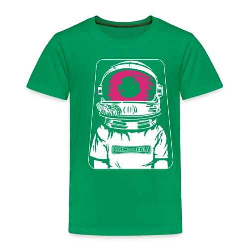 CosmoMedia 2 - Camiseta premium niño
