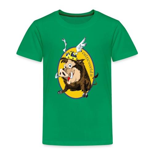 grufolix - Maglietta Premium per bambini