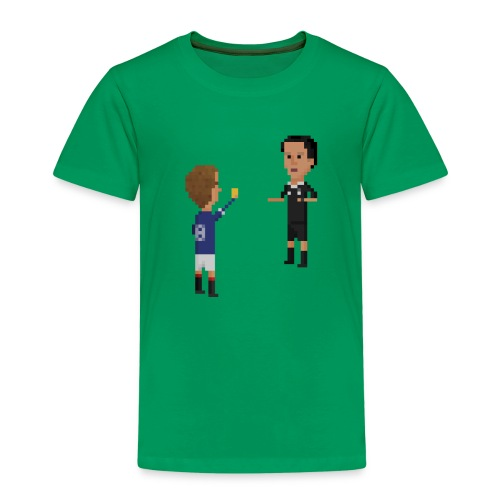 Referee boked - Kids' Premium T-Shirt