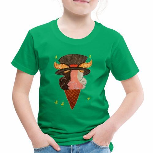 Da Ziggy iz a ice cream - Kids' Premium T-Shirt