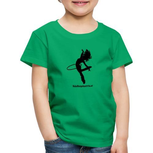 Hoop Dance - Kinder Premium T-Shirt