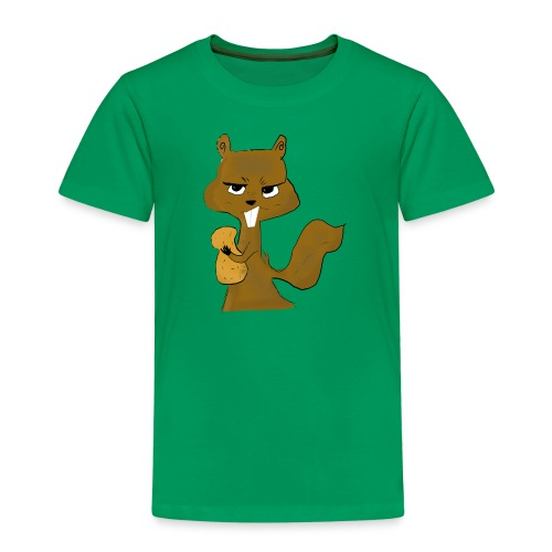 Meine Nuss - Kinder Premium T-Shirt