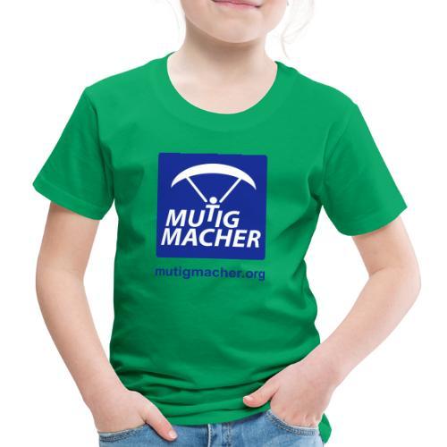 Mutigmacher Logo - Kinder Premium T-Shirt