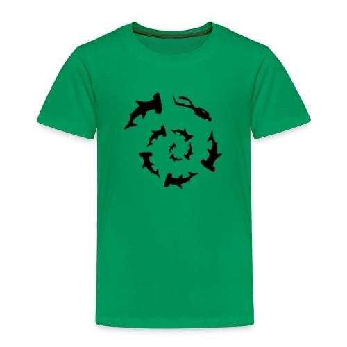 rekiny 2 - Kids' Premium T-Shirt