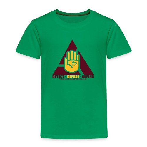 1stResponse Logo - Kids' Premium T-Shirt