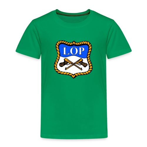 LOP LOGO - Premium T-skjorte for barn
