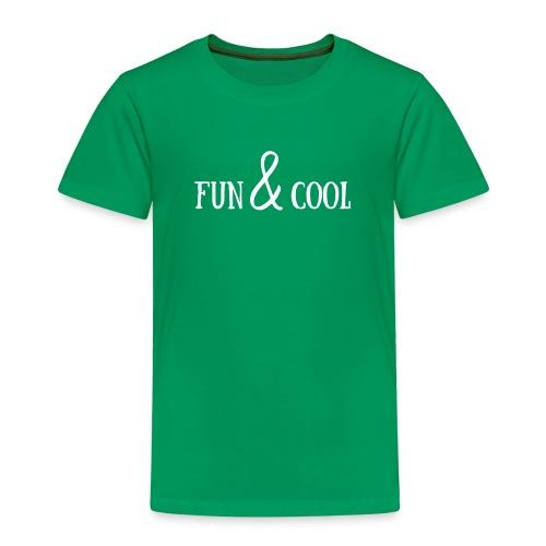 Fun and cool - T-shirt Premium Enfant