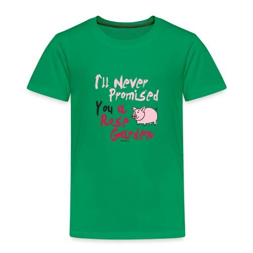 Hauskat Possu paidat, tekstiilit- ja lahjatuotteet - Lasten premium t-paita