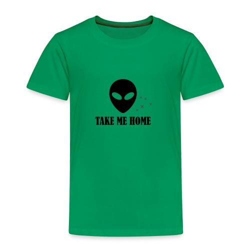 TAKE ME HOME - Kids' Premium T-Shirt