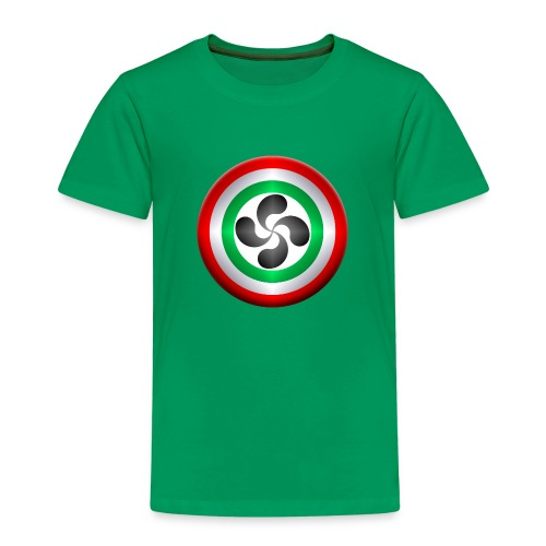 LAUBURU EUSKADI - Camiseta premium niño
