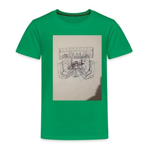 Compartimos juntos - Camiseta premium niño