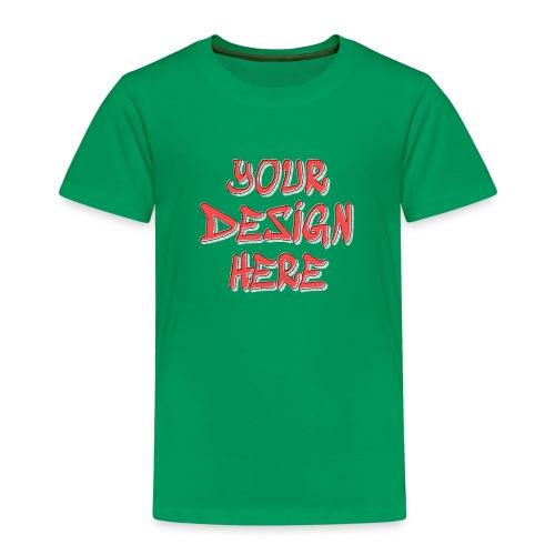 textfx - Premium-T-shirt barn