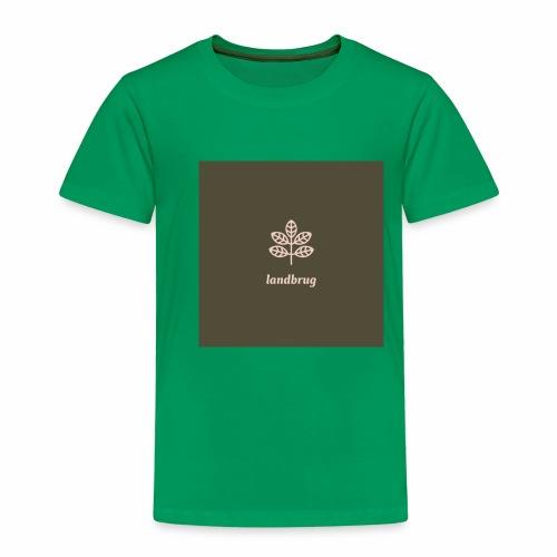 Landbrug - Børne premium T-shirt