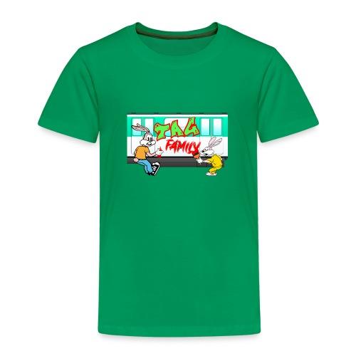 Tag Family - T-shirt Premium Enfant