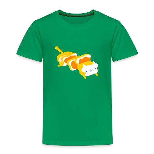 Cat sandwich Gatto sandwich - Maglietta Premium per bambini