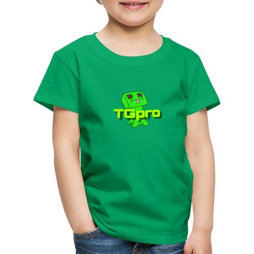 TGpro Creeper logo - Kids' Premium T-Shirt
