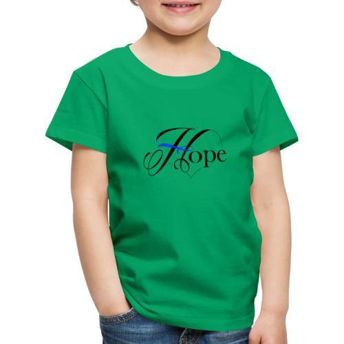 Hope startshere - Kids' Premium T-Shirt
