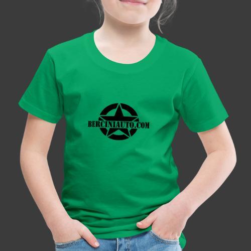 Stella RENEGADE Berciniauto - Maglietta Premium per bambini