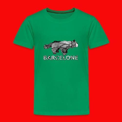 LOGO CAT RAVAL - T-shirt Premium Enfant