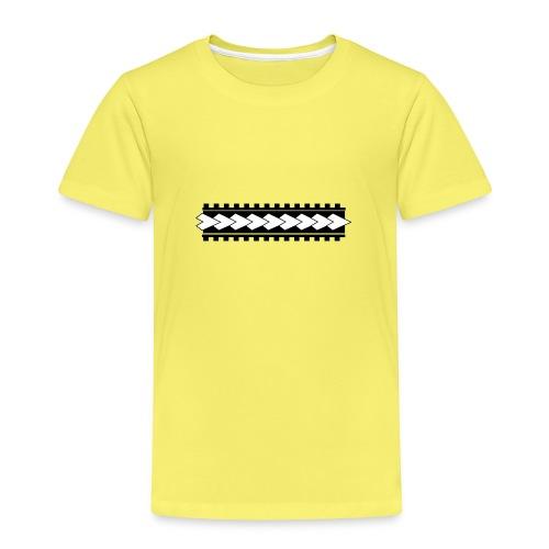 Linea corporal - Camiseta premium niño