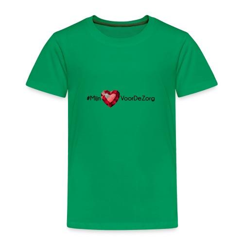 Mijn Hart Voor De Zorg - Kinderen Premium T-shirt