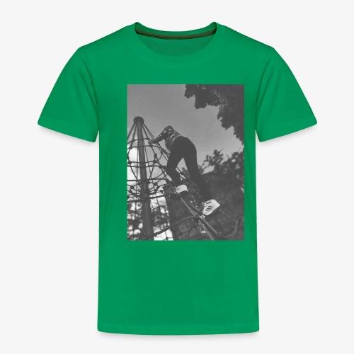 Banx Black & White design - Kids' Premium T-Shirt