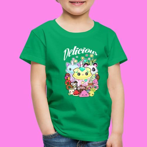 Kawaii - Sweets - Kinder Premium T-Shirt