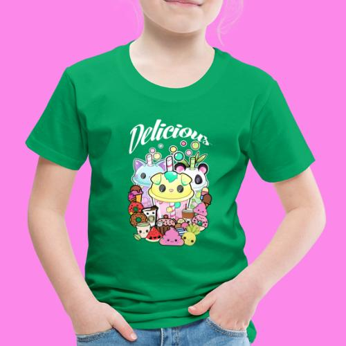 Kawaii - Sweets - Kinder Premium T-Shirt